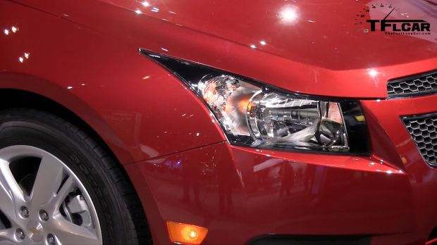 #Watch the #2014 #Chevy #Cruze #Turbo #Diesel #Debut at the #2013 #Chicago #Auto #Show
