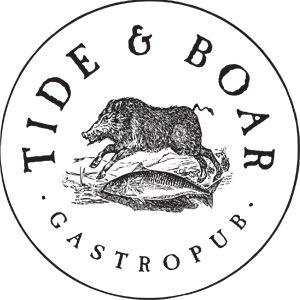 "Tide & Boar - Apparently ""You Gotta Eat Here!"""