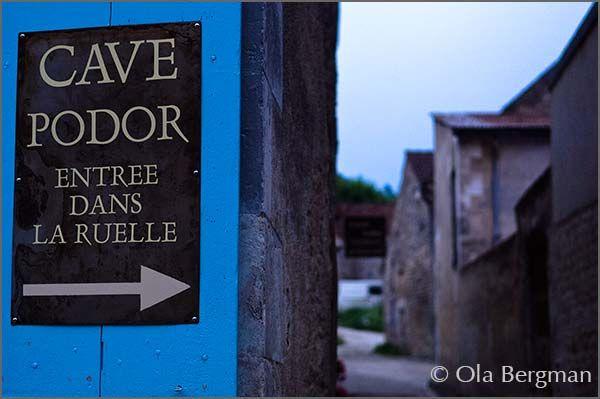 Domaine Stéphan Podor - Irancy, Burgundy.