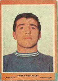 9. Terry Venables  Chelsea