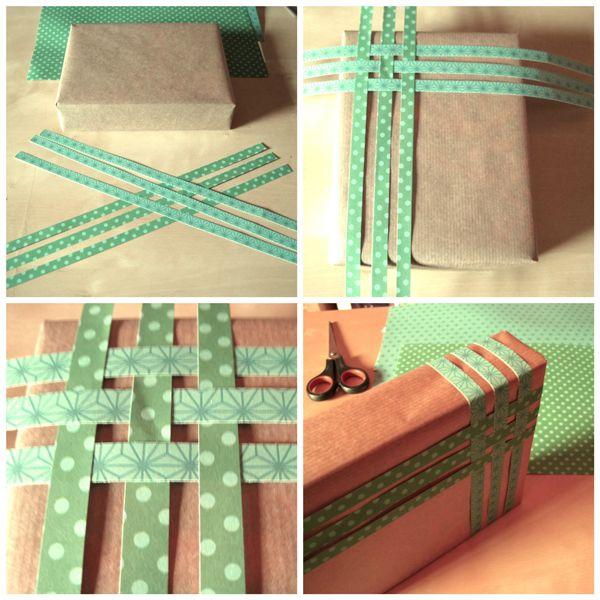ideas de envoltorios para regalos ideas packaging diy crafteame ms