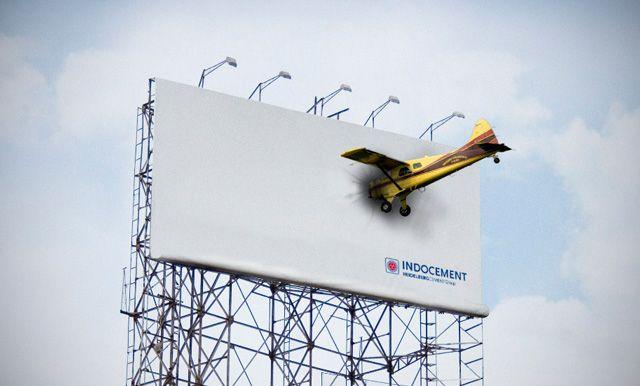 Creative Marketing / Billboard Design | Heidelberg Cement Group | #marketing #design