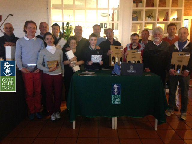 Coppa Commissione Sportiva - Golf Club Udine, Fagagna - Udine, Italy