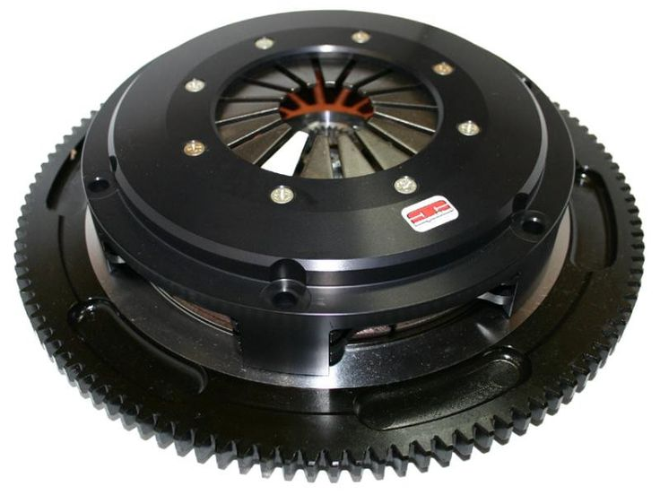 Comp Clutch 2002-2006 Acura RSX/ 2002-2005 Honda Civic Si 184mm Rigid Twin Disc Clutch Kit (6Speed Trans)