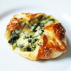 22 best vegetarian german food images on pinterest vegetarian yummy and easy vegetarian spinach rolls the perfect fingerfood recipe in german forumfinder Images