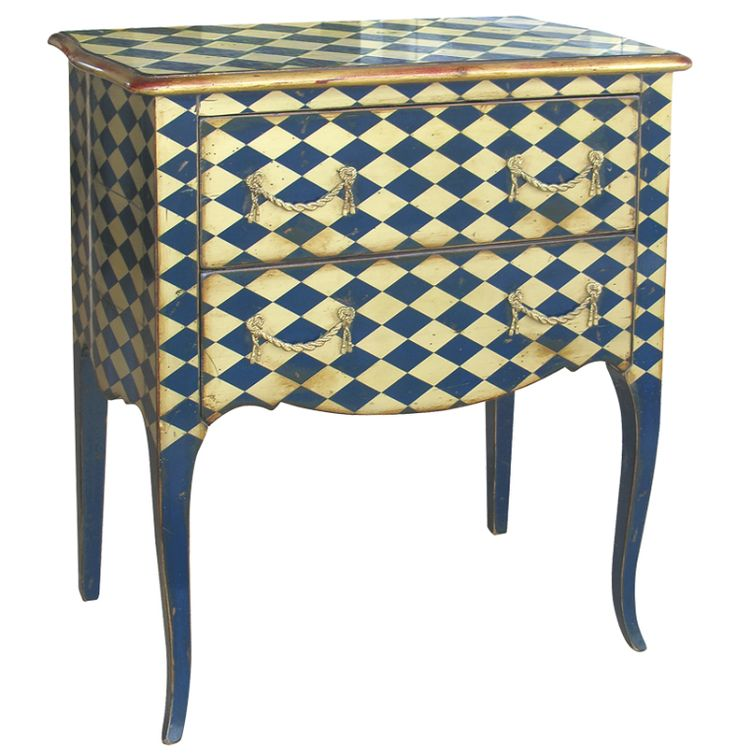 Check Out The Deal On COMMODE LXV POUDREUSE W/ Lozenges At