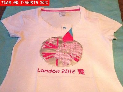 Official olympics #london 2012 team gb #t-shirt size #12&14 (2 for 10),  View more on the LINK: http://www.zeppy.io/product/gb/2/131891971315/