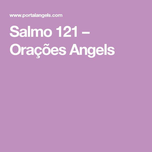 Salmo 121 – Orações Angels