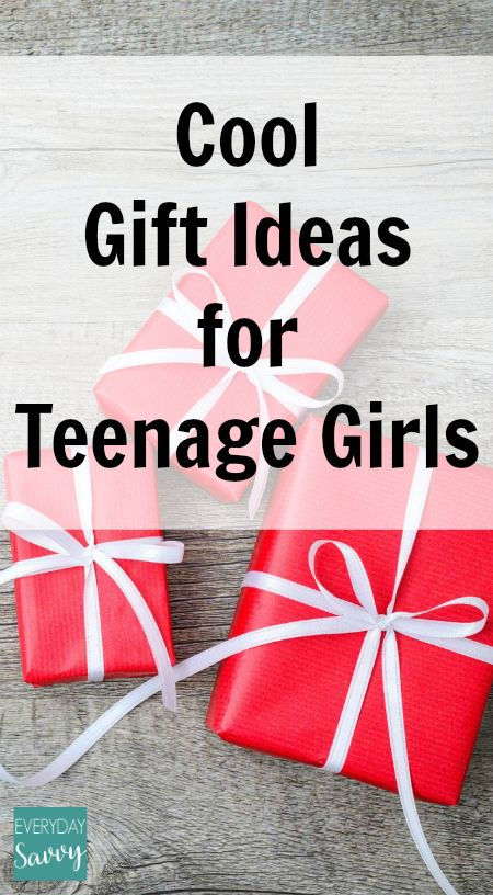 Cool Gift Ideas for Teenage Girls It can be challenging to find neat things to give to your teen girls, but we are here to help. We have found some great gift ideas for teen girls that fall into a variety of budgets. From gadgets, to books to shoes, you will be sure to find …