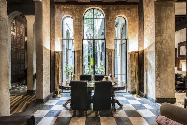 Lounge area - Photo by Stefano Scatà www.dardarma.com