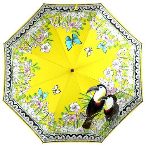 mash mania【マッシュマニア】 雨傘 South Jungle 大人の個性派ファッション通販サイトVISCO SQUARE[ビスコスクエア]
