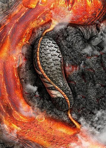 Zapatillas Merrel Lava