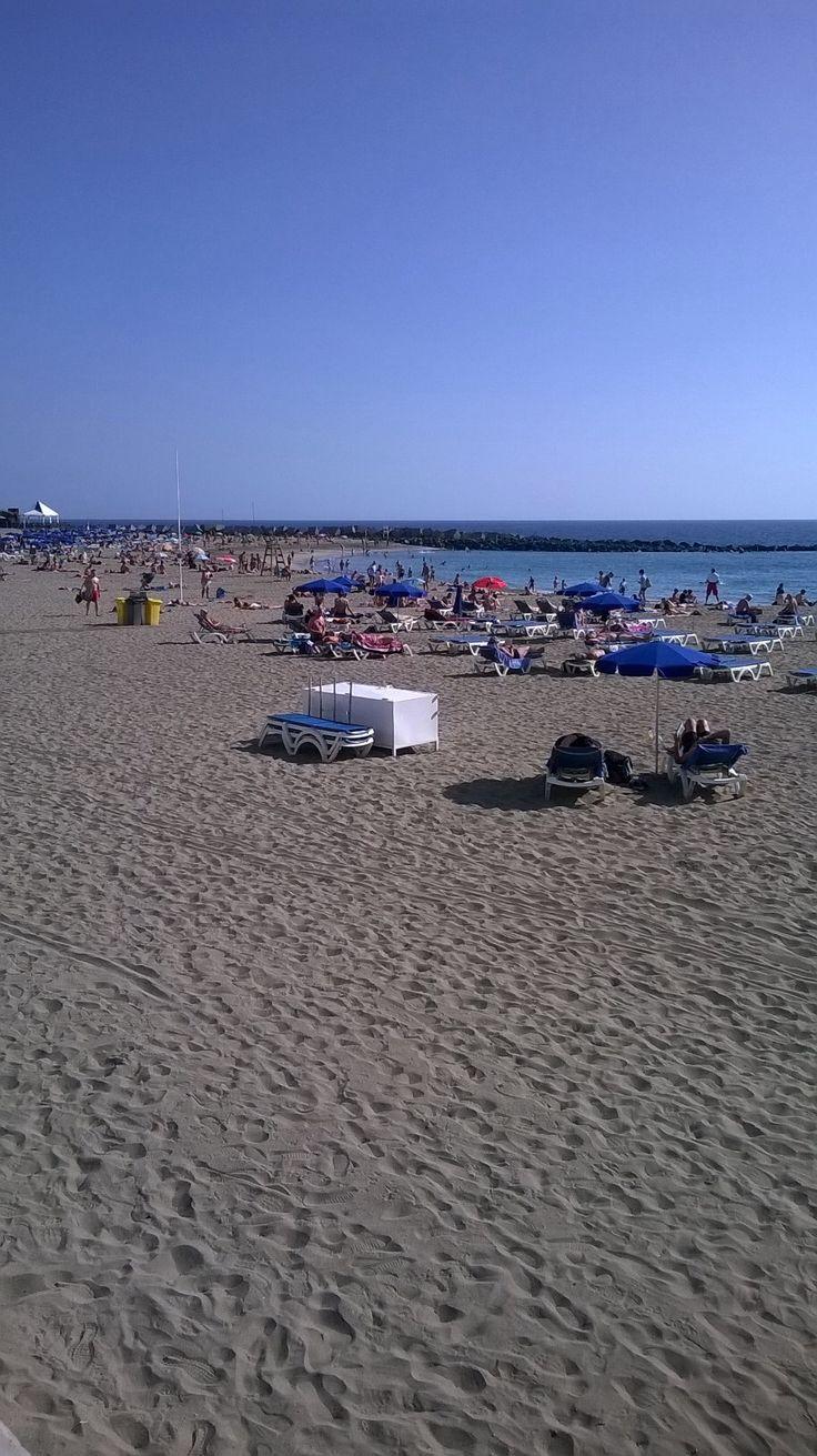 Las Americas Beach Tenerife