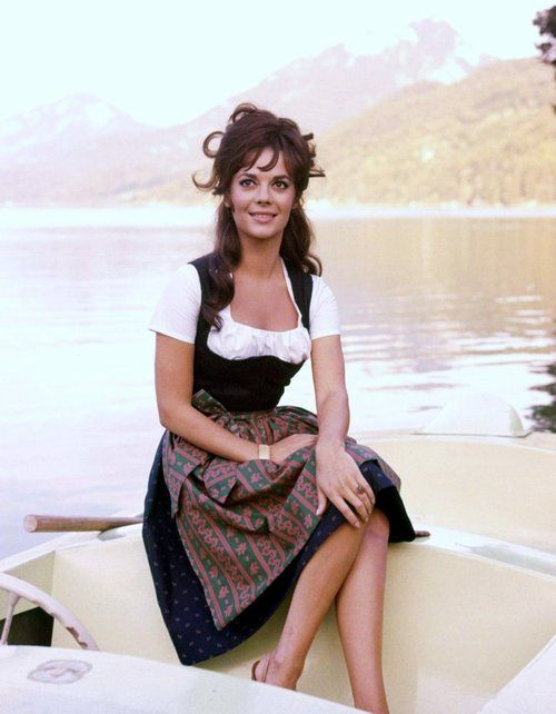 Natalie Wood in 'The Great Race', 1965.