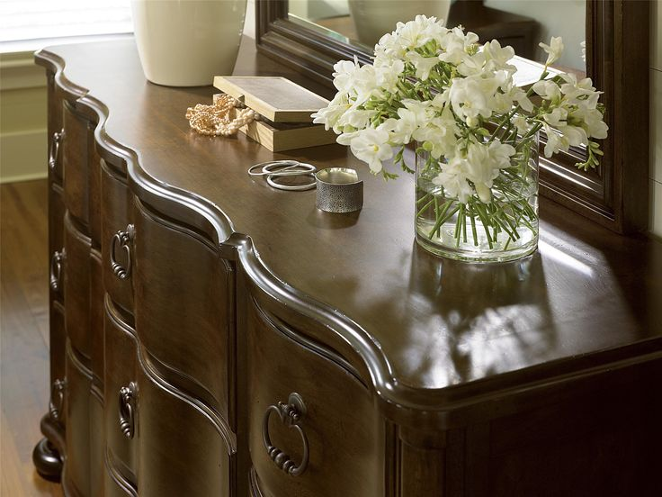 Universal Furniture | River House | River House Dresser   Nine Drawers And  Jewelry Storage!