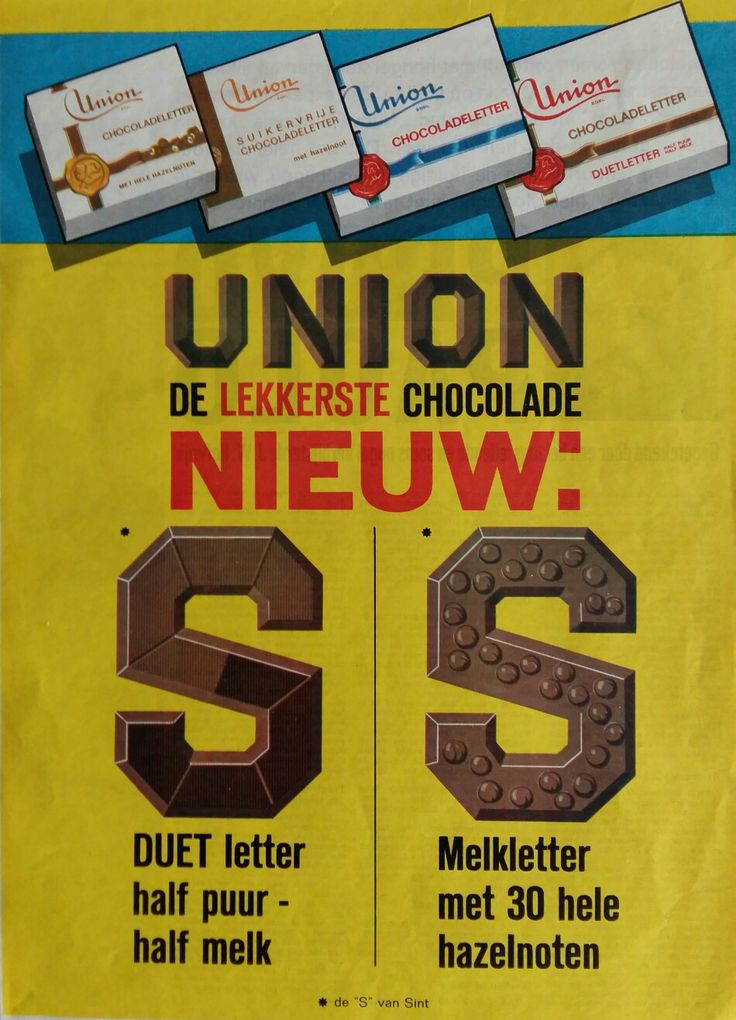 UNION advertentie