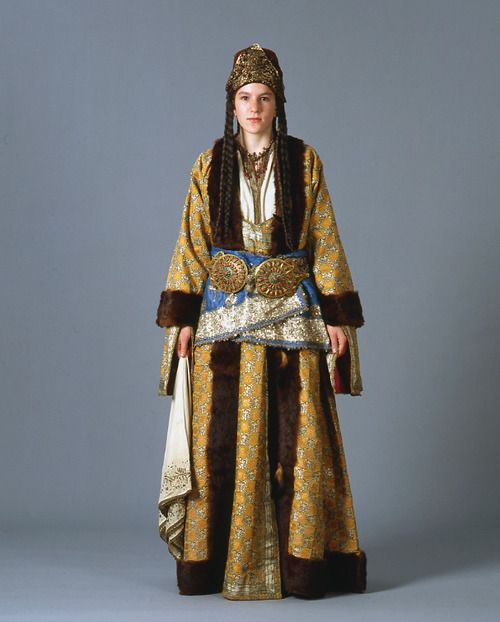 Wedding Ensemble 20th Century Konya, Central Anatolia, Turkey TEXMEDIN