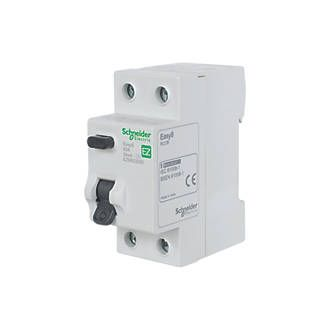 Schneider Electric Easy9 80A 30mA DP Type AC RCD Protects several circuits when fitted upstream of a group of circuit breakers. Tripping in case of leakage current only. http://www.MightGet.com/january-2017-13/schneider-electric-easy9-80a-30ma-dp-type-ac-rcd.asp