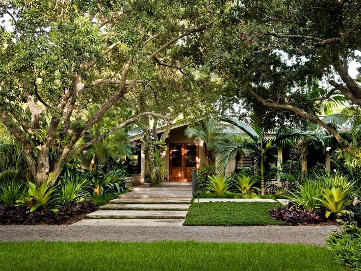 Lazenby garden b a raymond jungles inc new house for Idea garden inc