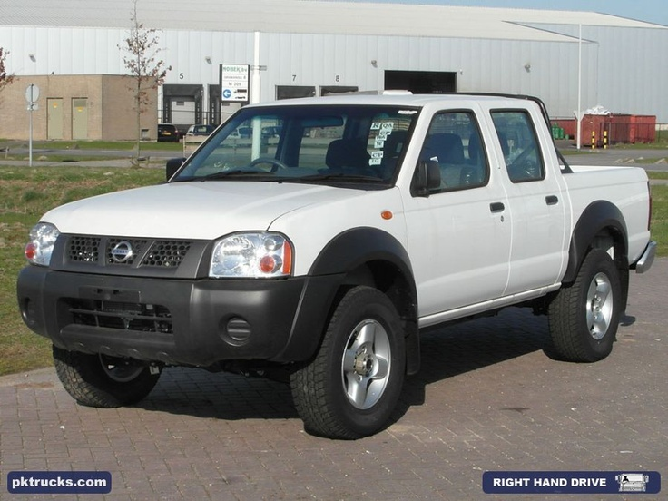 15 units Nissan NP300 Hardbody 4x4 pick-up - NEW Price: € ...