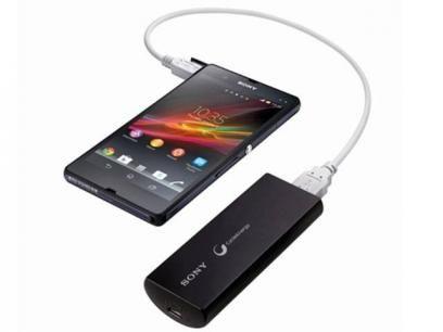 Carregador Portátil para Smartphone Notebook - Micro USB - Sony CP-V3A com as melhores condições você encontra no Magazine Ciadodesconto. Confira!