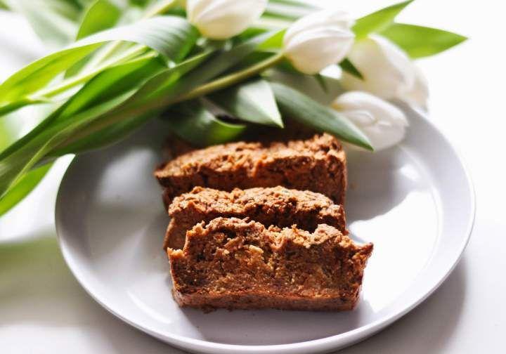 Ciasto marchewkowe klasyczne   dietetyczne, bez laktozy