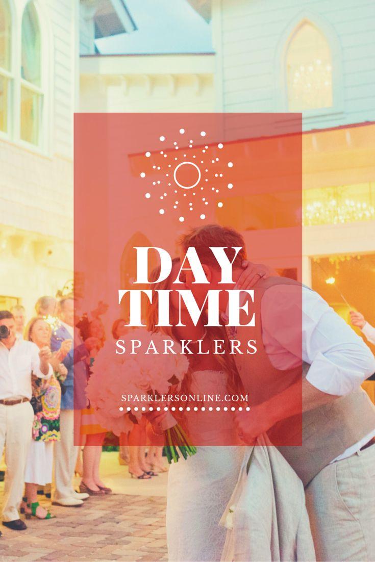 afternoon tewedding theme ideas%0A Daytime Sparklers That Actually Work  Daytime WeddingWedding  SparklersIndustrial WeddingWedding FlowersDecor IdeasWedding