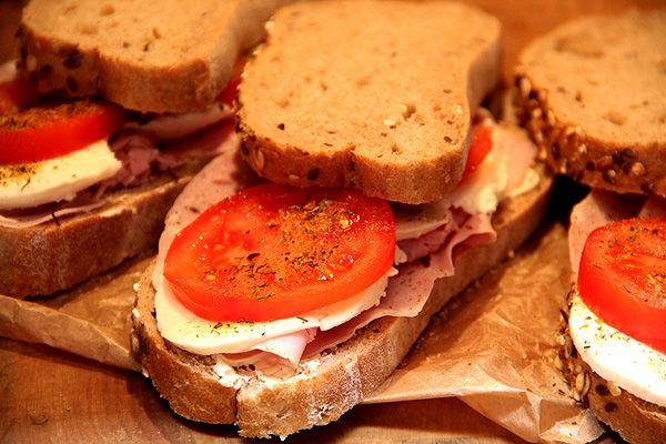 Grillad panini
