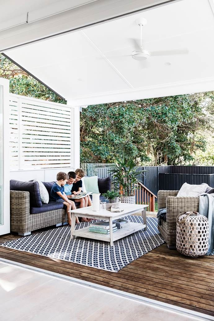 When a long-admired 1920s abode came on the market, this energetic family in Sydney jumped at the chance to make it their dream home.