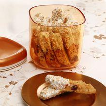 Tupperware - White Chocolate Almond Biscotti