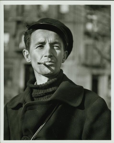 """WOODROW WILSON """"WOODY"""" GUTHRIE (Singer)  BIRTH:  July 14, 1912 in Okemah, Oklahoma, U.S.A.  DEATH:  October 3, 1967 in New York City, New York, U.S.A.  CAUSE OF DEATH:  Huntington's Disease  CLAIM TO FAME:  This Land Is Your Land"""