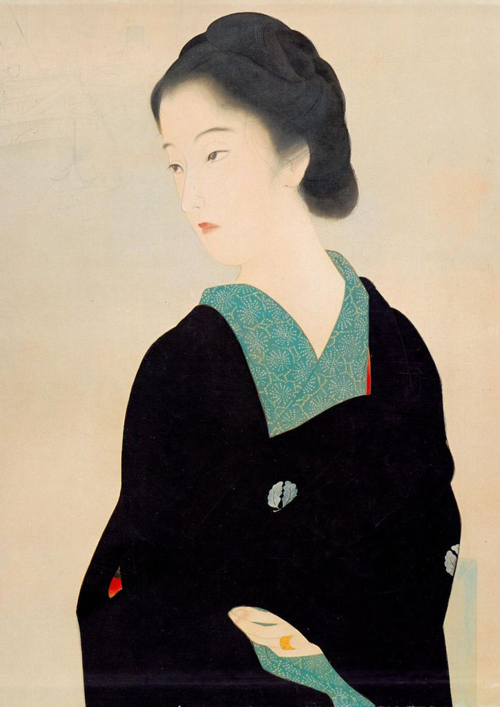 Volume Kiyokata Kaburagi (鏑木 清方 Kaburagi Kiyokata?, August 31, 1878 – March 2, 1972)