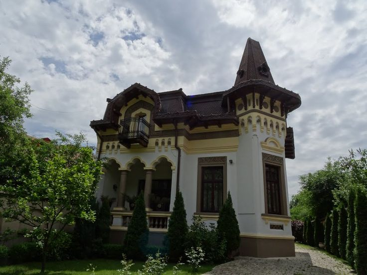 Casa lui Ovidiu Constantinescu din Piteşti