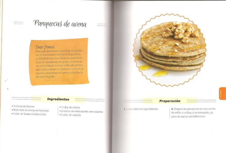 #ClippedOnIssuu from Las recetas de Sascha Fitness