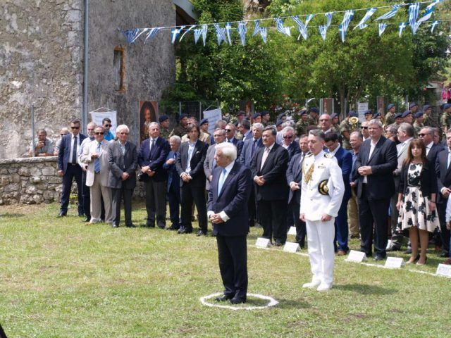 Θεσπρωτία: Με λαμπρότητα και φέτος οι εορτές Σουλίου παρουσία του Προκόπη Παυλόπουλου-Πλούσιο φωτορεπορτάζ