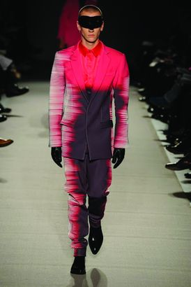 Kay Kwok    — MA Fashion Design Technology, Menswear