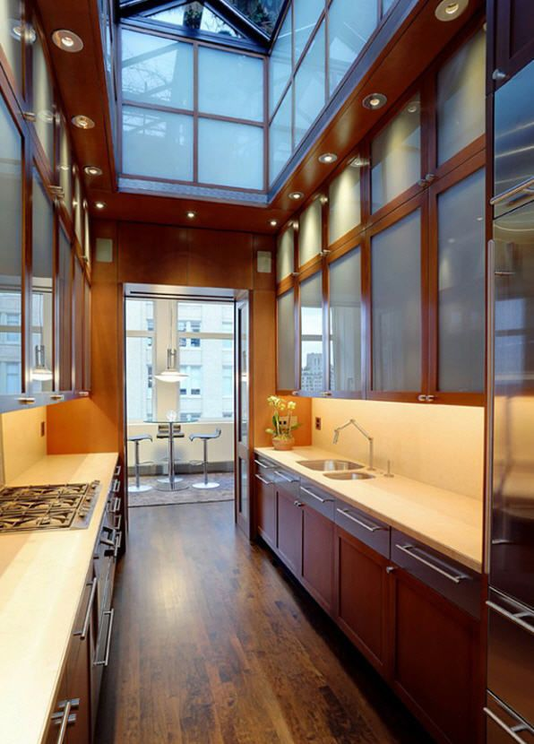 41 best new york penthouses images on pinterest for Luxury kitchen new york