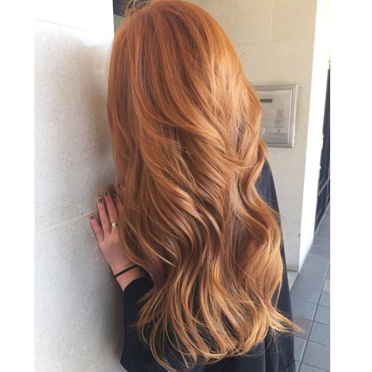 Red hair for the fall season 🍁🍂🍁🍂 Myfantasyhair.com #myfantasyhair #mfhextensions #hairinspo #longhair #hairextensions #clipinhairextensions #humanhair #hairideas #hairstyles #extensions #prettyhair