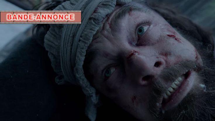 Leonardo DiCaprio souffre dans Le revenant