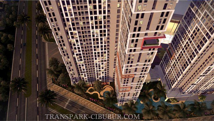 Apartemen TransPark @ Cibubur. Apartemen terbaru Cibubur dekat stasiun LRT Cibubur.