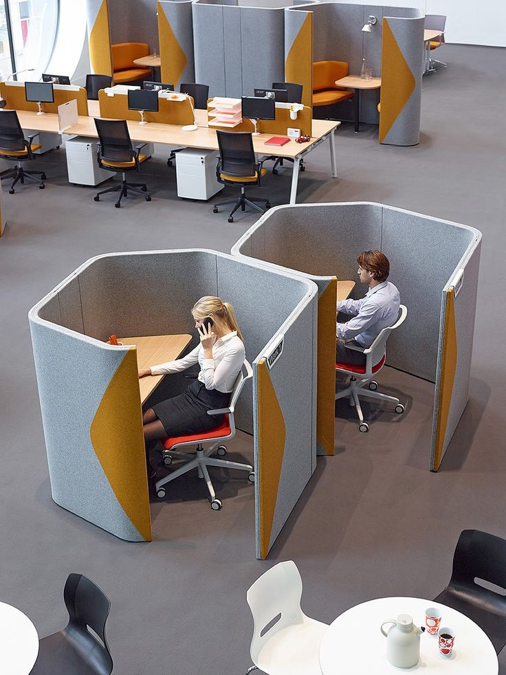 Haven Pod from Allermuir creates spaces within spaces ...