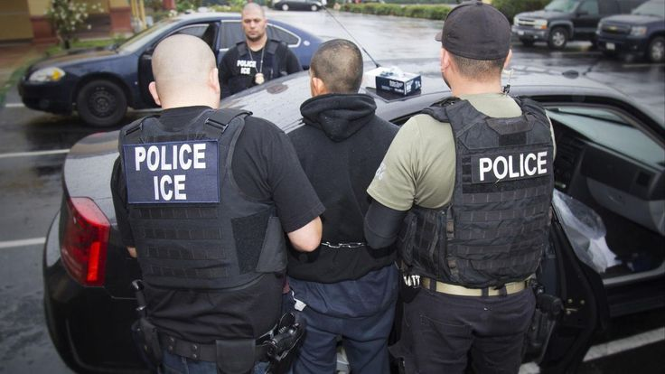 ICE arrests 115 in large San Diego immigration sweep