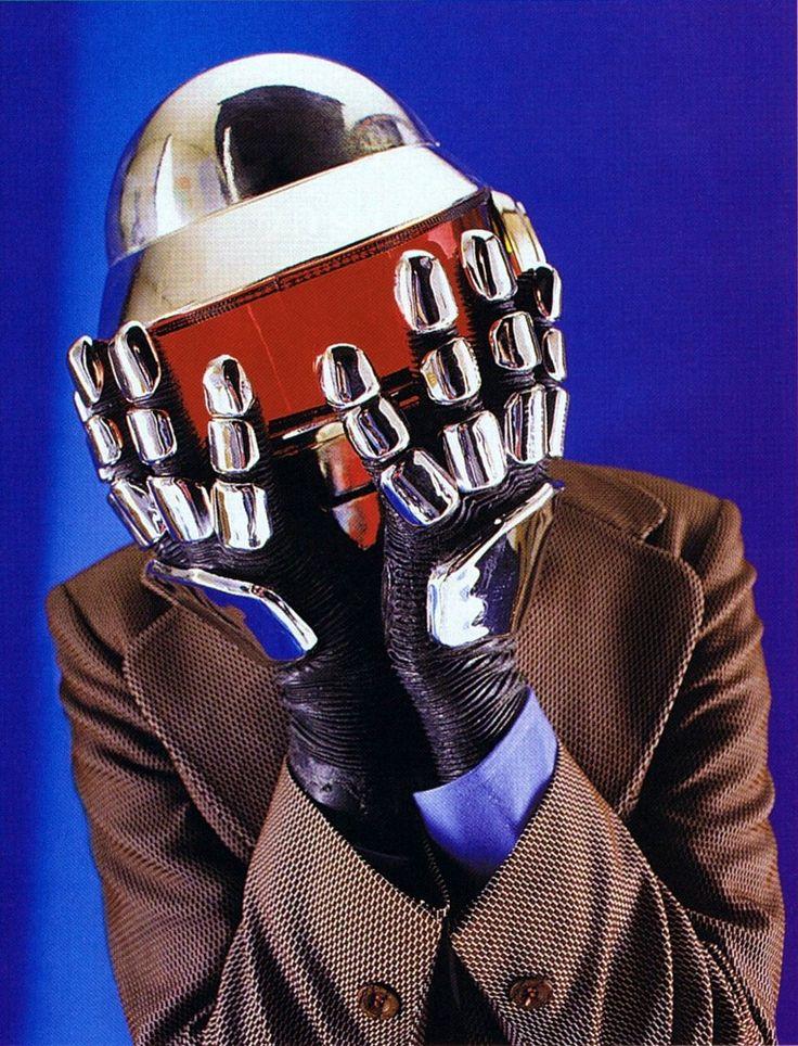 Thomas Bangalter - Mixmag in 2001