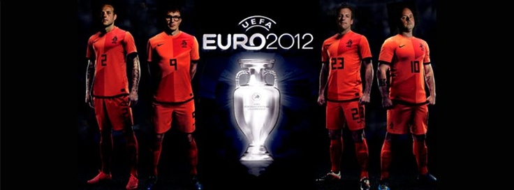 Free to use Facebook Cover to support the Dutch squad during Euro 2012: Photo