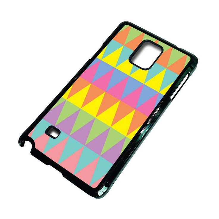 HERRINGBONE TRIANGLE Pattern Samsung Galaxy Note 4 Case – favocase