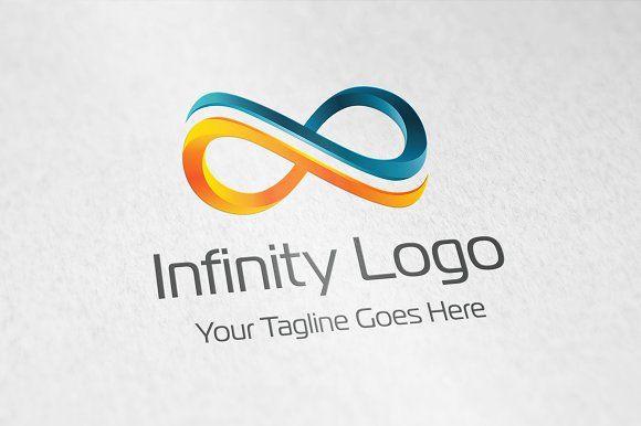 Infinity Logo by aykutfiliz on @creativemarket