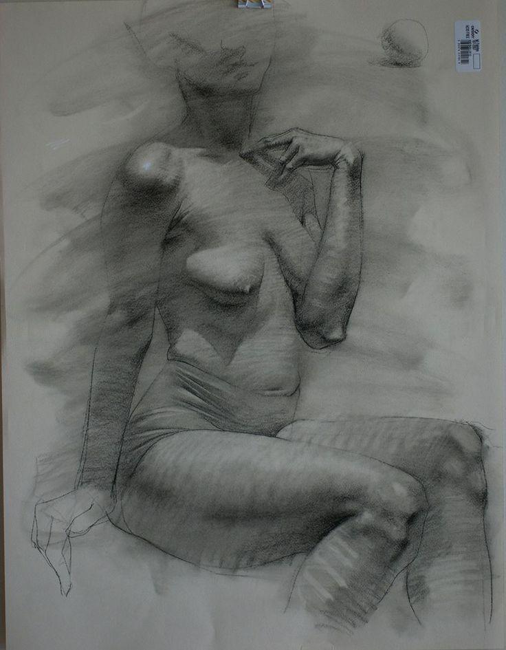 Daniel Sprick Drawing