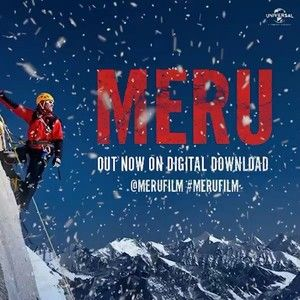 Opening in theaters August 14th. In the high-stakes pursuit of big-wall  climbing, the Shark's Fin on Mount Meru may be the ultimate prize. Sitting  21,000 feet above the sacred Ganges River in Northern India, the mountain's  perversely stacked obstacles make it both a nightmare and an irresistib