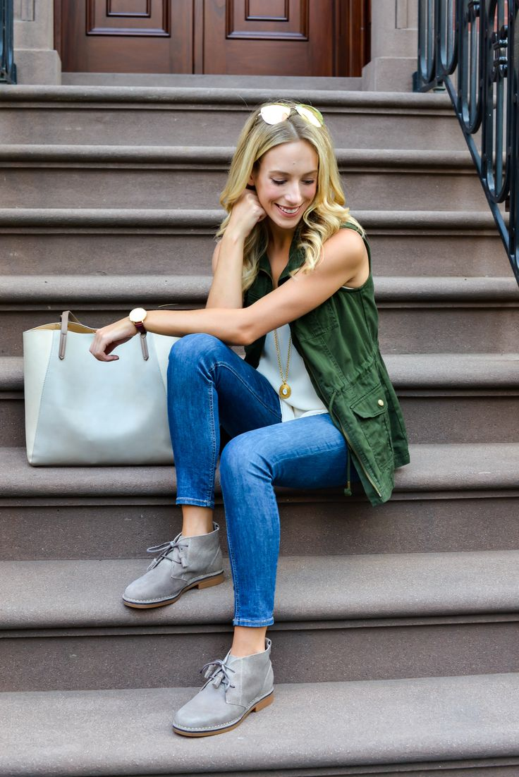 Casual Outfit Inspiration via @katiesbliss