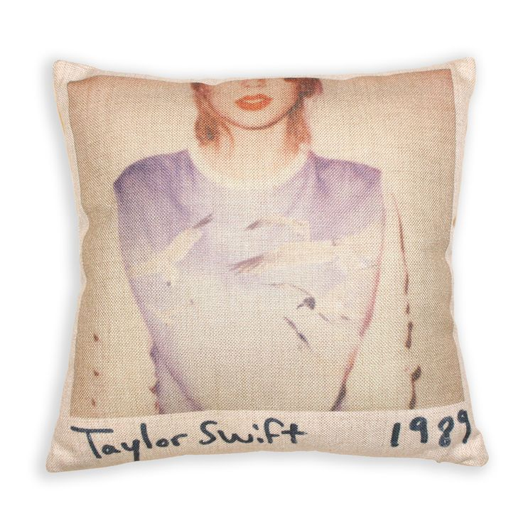 Check out the deal on Taylor Swift® 1989™ Album Cover Pillow at Taylor Swift Official Online Store